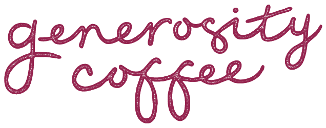 Generosity Coffee Logo